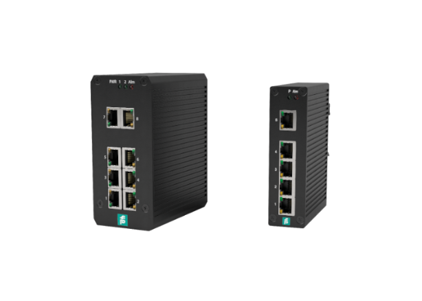 Pepperl+Fuchs Comtrol RocketLinx Ethernet Managed and Unmanaged Switches