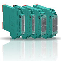 Pepperl+Fuchs' newest K-System safety relays are 1-channel, loop powered, and offer triple redundancy.