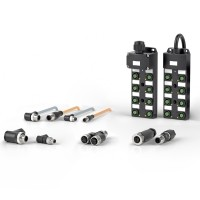 Pepperl+Fuchs introduces a special selection of connection components for wiring of industrial sensors and actuators …