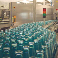 Bottle conveyor system