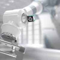 The VOS 2-D vision sensors can be used in a wide range of automation applications