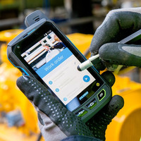 Smart-Ex® 01 can be operated with gloves.