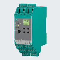 Signal conditioners in the K-System are very resilient to harsh ambient conditions.
