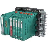 PROFIBUS Power Hub connects and powers field instrumentation with PROFIBUS PA.